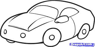 how to draw a car for kids step by step cars for kids for kids