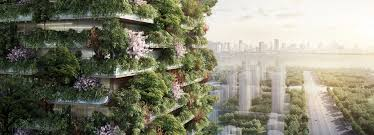 Architect In Chinese Stefano Boeri To Build Vertical Forest Tower In China