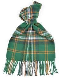 heritage of ireland tartan scarf u2013 kilt society