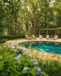 Pool Landscape Design by Pool Landscaping Design Pool Rustic With Rock Landscape Tall Grass