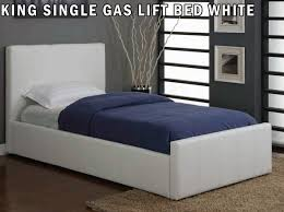 king single victor bed with gas lift storage online furniture
