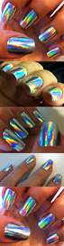 best 20 chrome nail polish ideas on pinterest metallic nail