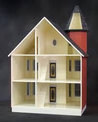 Little Darlings Dollhouses Customized Newport by Little Darlings Dollhouses The Painted Lady Dollhouse