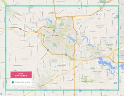 Map Of Ann Arbor Lyft In Ann Arbor Michigan Where To Use It Free Promo Code