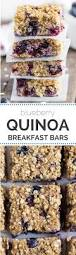 But First Breakfast 18 Recipes That Will Make Your Mornings by Blueberry Quinoa Breakfast Bars Simply Quinoa
