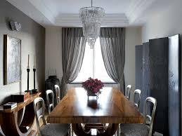 tende per sala da pranzo tende per interni come scegliere e montarle