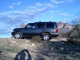 goldcanyon99 2008 jeep commander specs photos modification info