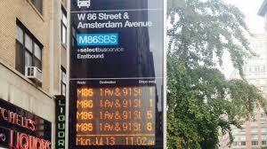 M15 Bus Route Map by M86 Bus Sunday Schedule The Best Bus