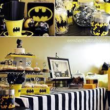 Batman Table Decorations 113 Best Batman Images On Pinterest Party Ideas Batman Birthday