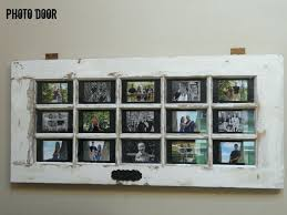 french door photo frame for sale door picture frame with hooks diy