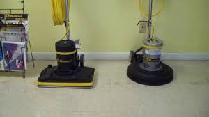 koblenz accelerator sp 15 vct hardwood linoleum floor buffer