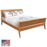 Wooden Platform Bed Frame Wood Platform Beds Made In The Usa Platformbeds Com
