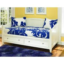 Daybed Sets Camden Extra Long Twin Hollywood Daybed Cover Image On Appealing