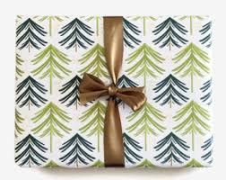 modern christmas wrapping paper wrapping paper etsy
