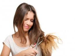 comment se couper les cheveux soi meme comment se couper ses cheveux longs soi même par le bazar des