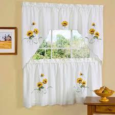 24 Inch Kitchen Curtains Kitchen Curtains Walmart Com