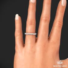channel set wedding band honey channel set diamond wedding band 687