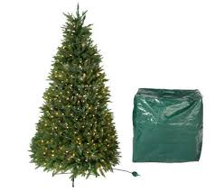 collapsible christmas tree balsam hill 6 collapsible prelit christmas tree w storage bag