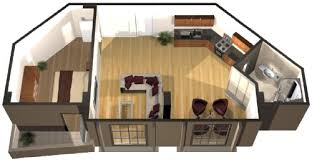 Apartment Studio Layout And Average Studio Apartment Layout Simple - Studio apartment layout design