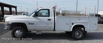 dodge ram 3500 2002 2002 dodge ram 3500 utility truck item k3392 sold march