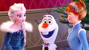 film frozen hd olaf s frozen adventure movie clip ring in the season 2017