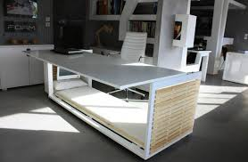 Computer Built Into Desk Desk With A Hidden Bed Built Into It So You Can Secretly Nap At
