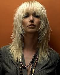 wigs medium length feathered hairstyles 2015 easy long shag hairstyles with bangs for thin blonde hair cute