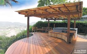Patio Designer How To Design A Patio Area Stonework Accents This Pergola For An