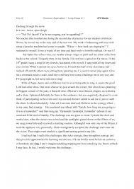 cover letter format college application essay format of college
