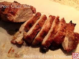 comment cuisiner roti de porc recettes d une chinoise porc char siu porc rôti cantonais 叉烧肉