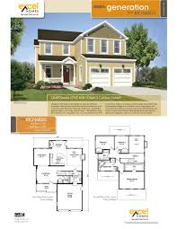 the richards two story home 2394 square feet 3 bedrooms 2 5 baths