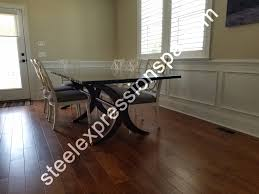 wrought iron dining tables steel expressions lancaster county pa