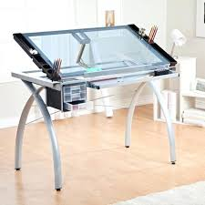 Home Office Glass Desks Glass Desk Table Modern Office Equipment Office Furniture Glass