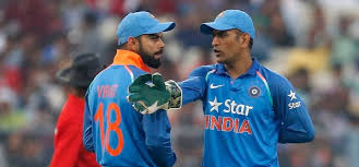 ms dhoni and virat kohli in the espn list of 100 most