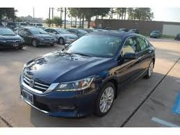 photo image gallery u0026 touchup paint honda accord in obsidian blue