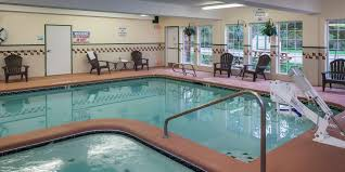 Anchorage Swimming Pools Inn Express Anchorage Hotel By Ihg