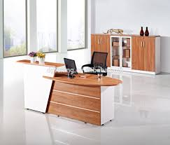 Office Front Desk Office Counter Table Interiors Design