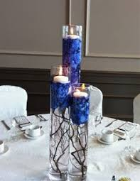 25 breathtaking wedding centerpieces in 2017 navy blue navy and