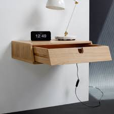 white nightstand bedside table from habitables