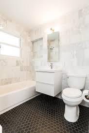 Classic Black And White Kitchen Fresh Black And White Marble Tile Bathroom Home Design Wonderfull