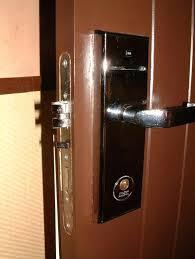 Interior Keyless Door Locks Keyless Interior Door Locks Security Door Lock Stainless Steel