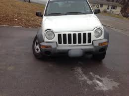 jeep white liberty 2003 jeep liberty white atw auto repair and sales