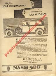 nash automobile manufacturer kenosha wisconsin united states 1916