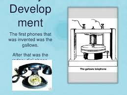 history of telephone history of the telephone