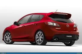 Ausmotive Com Geneva 2009 Mazda3 Mps Image Gallery