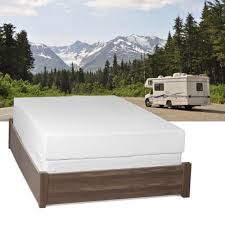 select luxury home rv 8 inch short size queen memory foam mattress