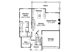 craftsman house plans greenspire 31 024 associated designs