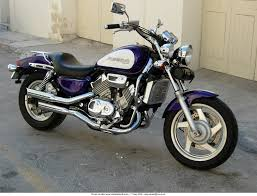 honda magna streetbike rider picture website