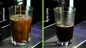 americano americano u0026 filter coffee options youtube