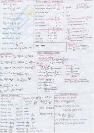 dispense analisi 1 formulario appunti di analisi matematica 1